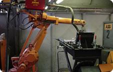 Vendita impianti orbitali automatici e robot